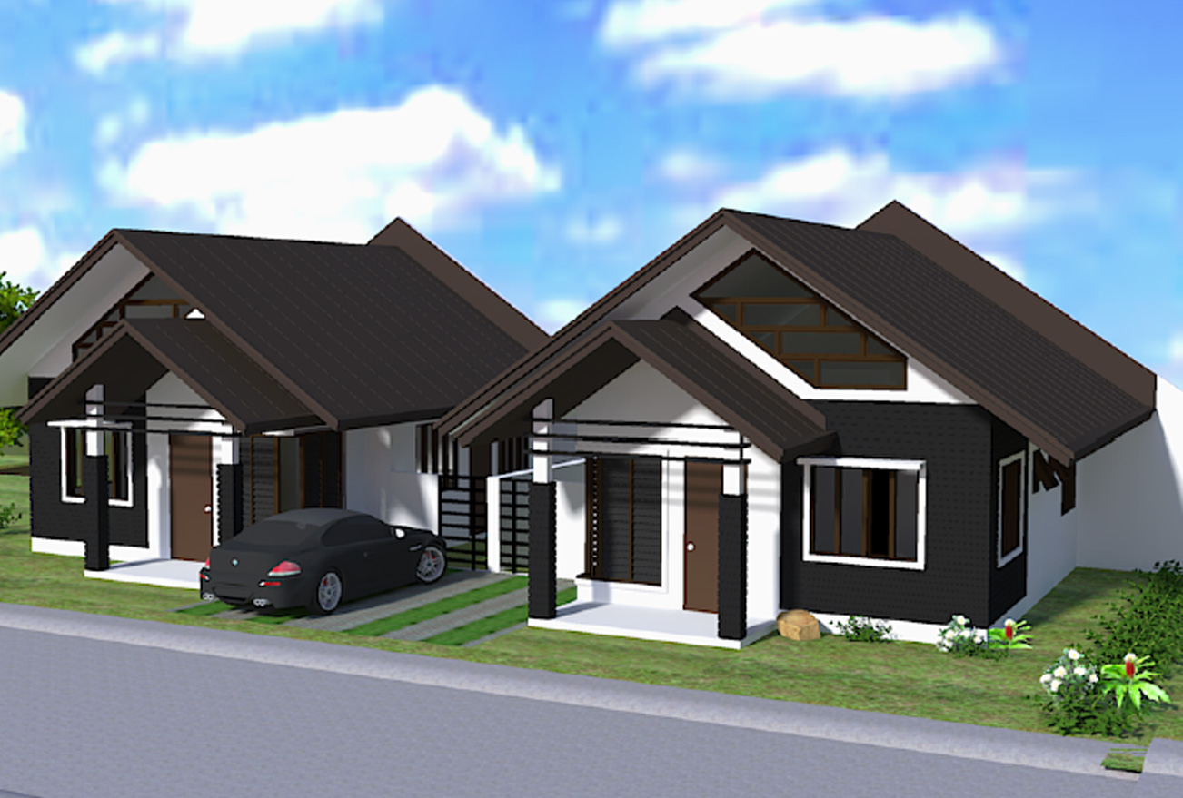 Bungalow House with Loft